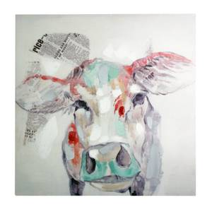 Cow Canvas