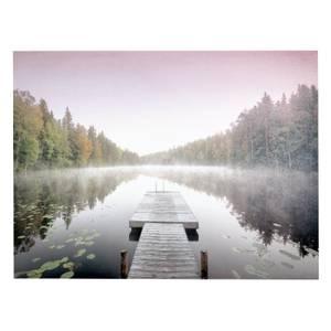 Lake View Canvas