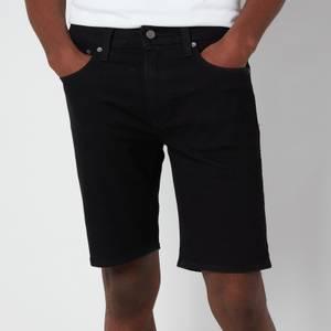Levi's Men's 405 Standard Shorts - Black Rinse