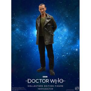 Figurine Doctor Who 9ème Docteur - Edition Collector - Echelle 1:6 Scale - Exclusivité Zavvi