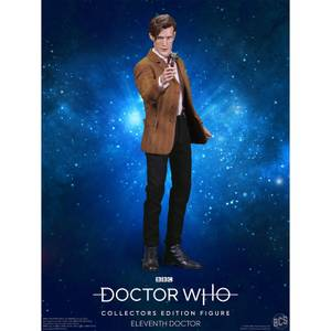 Figurine Doctor Who 11ème Docteur - Edition Collector - Echelle 1:6 Scale - Exclusivité Zavvi