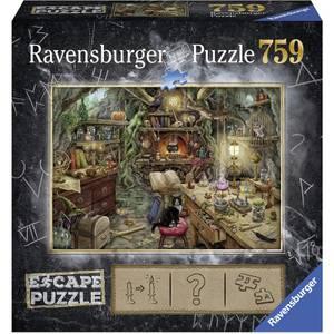 Escape Jigsaw Puzzle - Witch's Kitchen (759 Pieces)