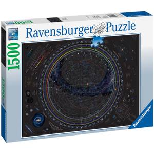 Map of the Universe Jigsaw Puzzle (1500 Pieces)