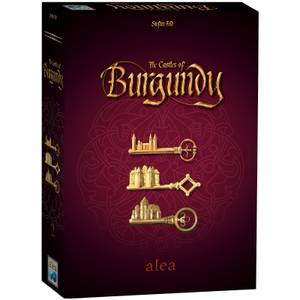 Castle of Burgundy Board Game