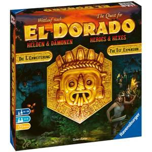 EL Dorado Board Game Expansion - Heroes and Hexes