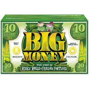 Big Money Board Game