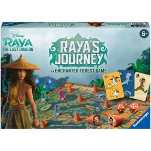 Raya & the Last Dragon Enchanted Forest Board Game
