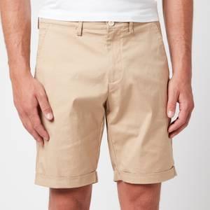 GANT Men's Regular Sunfaded Shorts - Dry Sand