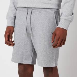 GANT Men's Original Sweat Shorts - Grey Melange