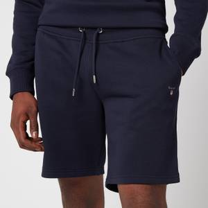 GANT Men's Original Sweat Shorts - Evening Blue