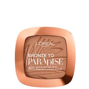L'Oreal Paris Bronze to Paradise Matte Bronzing Powder 36.5g (Various Shades)