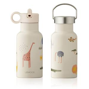 Liewood Anker Kids' Water Bottle - Safari Sandy