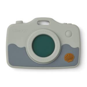 Liewood Steven Kids' Camera - Sea Creature Blue