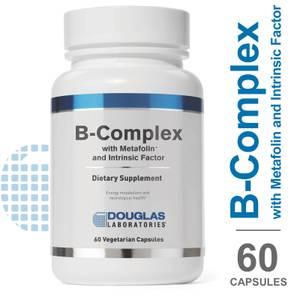 Douglas Laboratories B-Complex with Metafolin®