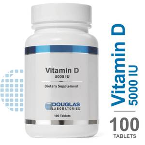 Douglas Laboratories Vitamin D 125 mcg (5,000 IU)