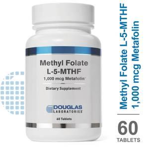 Douglas Laboratories Methyl Folate 1,000 mcg Metafolin®