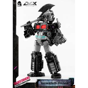 ThreeZero Transformers: War For Cybertron Nemesis Prime DLX Figure