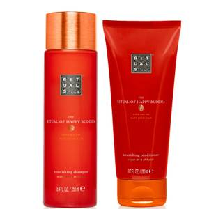 Rituals The Ritual of Happy Buddha Haircare Bundle