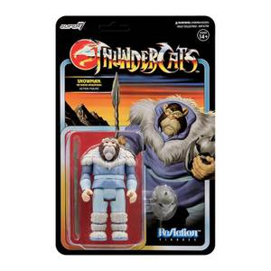 Super7 Thundercats ReAction Figure - Snowman Of Hook Mountain