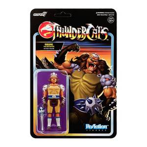 Super7 Thundercats ReAction Figure - Grune The Destroyer