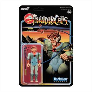 Super7 Thundercats ReAction Figure - Tygra
