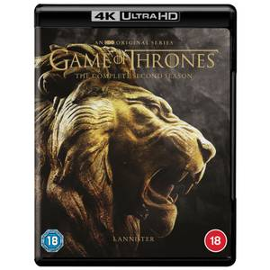 Game of Thrones: Season 2 - 4K Ultra HD