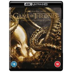 Game of Thrones: Season 6 - 4K Ultra HD