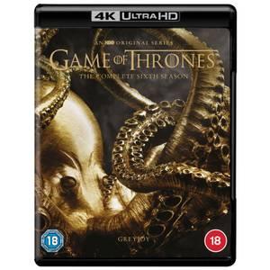 Game of Thrones : Saison 6 - 4K Ultra HD