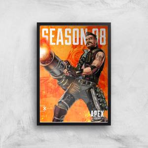 Apex Legends Fuse Giclee Art Print