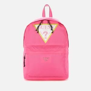 Guess Girls' Jaymi Rucksack - Pink
