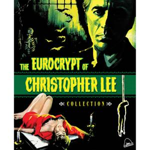 The Eurocrypt Of Christopher Lee Collection [Includes CD]