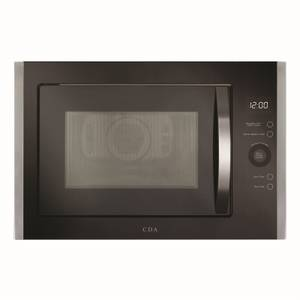 CDA VM452SS Built-in Microwave Oven with Grill and Convection Oven - Stainless Steel