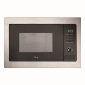 CDA VM231SS Built-in Microwave Oven with Grill - Stainless Steel