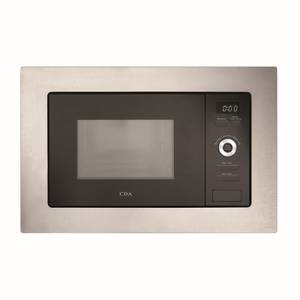 CDA VM551SS Wall Unit Microwave Oven - Stainless Steel