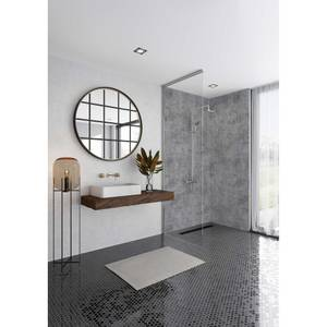 Wetwall Elite Post Formed Shower Wall Panel Ravello 2420x1200x10mm