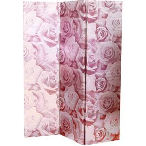 Arthouse Romance Blush Room Divider