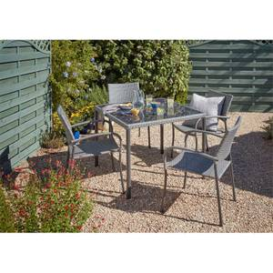 Bambrick 4 Seater Garden Dining Set