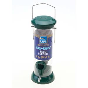 RSPB Small Easy-Clean Seed Feeder