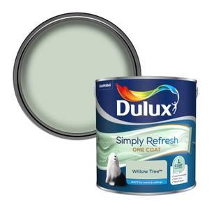 Dulux Simply Refresh One Coat Matt Emulsion Paint - Willow Tree - 2.5L