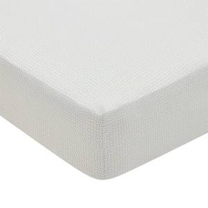 Edie Fitted Sheet Super King size  Lough Green