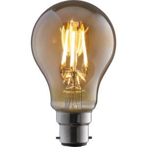 LED Filament Classic 6W B22 Vintage Light Bulb