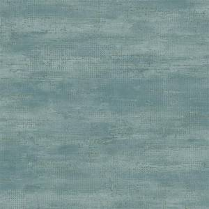 GrandecoLife Perspectives Hiloam Turquoise Wallpaper
