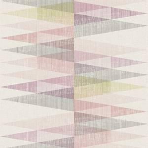 GrandecoLife Perspectives Ben Pink Wallpaper