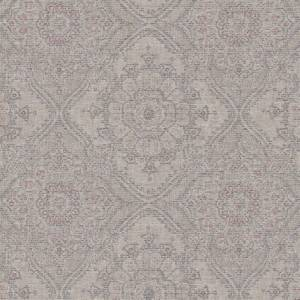 Grandeco Boutique Clarence Saran Taupe Wallpaper