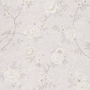 Grandeco Boutique Clarence Toulouse Ivory Wallpaper