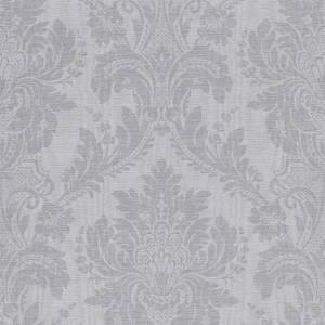 Grandeco Boutique Clarence Limoges Grey Wallpaper