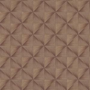Grandeco Boutique Clarence Verdun Bronze Wallpaper