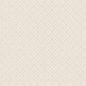 GrandecoLife Inspiration Wall Malone Taupe Wallpaper