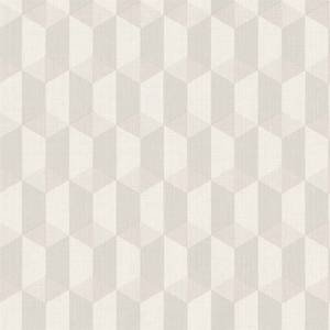 GrandecoLife Inspiration Wall Celia Taupe Wallpaper