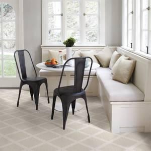 FloorPops Peel and Stick Self Adhesive Floor Tiles - Illusion